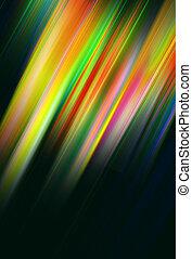 färgad, diagonala stripes