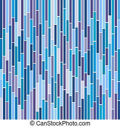 färger, abstrakt, stripes, kylig