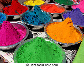 färger