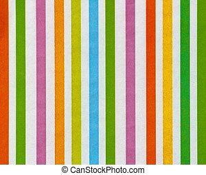 färgglatt, bakgrund, med, rainbow-colored, lodlinje galon