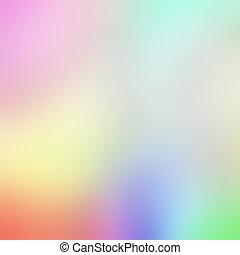 färgrik, mjuk, bakgrund