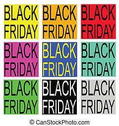 färgrik, pris, fredag, produkter, svart, baner, speciell