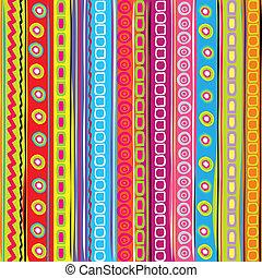 färgrik, remsa, abstrakt, bakgrund