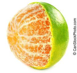 färsk apelsin