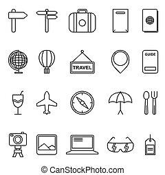 færdes ikoner