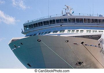 færge, havn