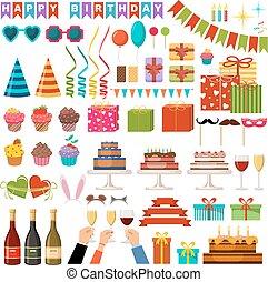 fél, állhatatos, segédszervek, születésnap, boldog