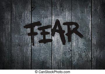 félelem