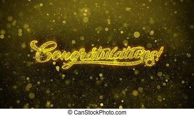 félicitations, voeux, salutations, carte, invitation,...