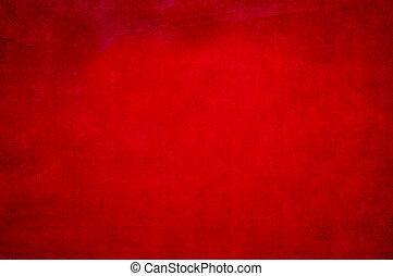 fém, piros háttér