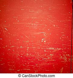 fém, piros, struktúra