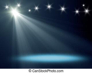 fény, fokozat