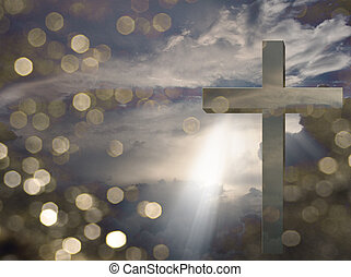 fény, krisztus