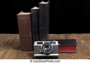 fényképezőgép, előjegyez