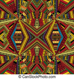 fércmű, elkészített, kaleidoszkóp, szerkezet, etnikai