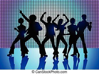 fête, disco