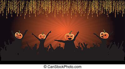 fête, -halloween