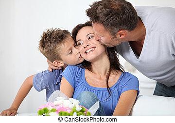 fête mères, célébration