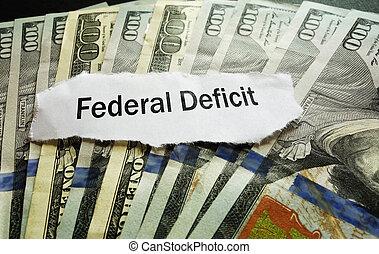 föderativ, defizit, nachrichten, schlagzeile