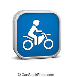 föld bicikli, aláír