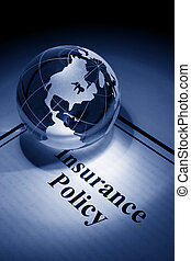 földgolyó, és, biztosítási kötvény