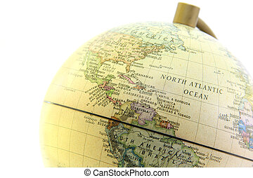 földgolyó, elzáródik, north atlantic, óceán, múlt