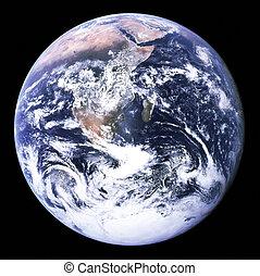 földgolyó, világ