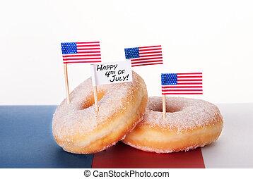 földimogyorók, july 4, zászlók, boldog