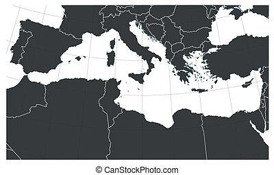 földközi-tenger
