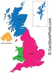 förenade kungariket storbritannien och nordirland