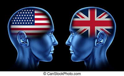 förhållande, storbritannien, affär, dig. s. en