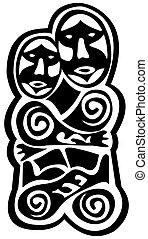 förhistorisk konst