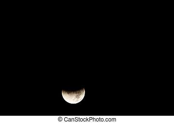 förmörkelse, mån