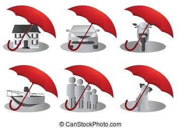 försäkring, begrepp