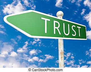 förtroende