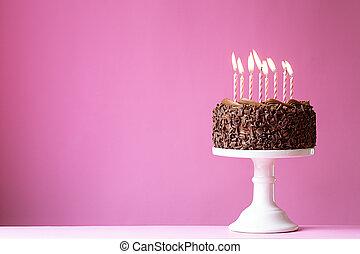 fødselsdag kage
