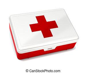 først hjælpemiddel kit