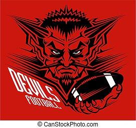 fútbol, diablos