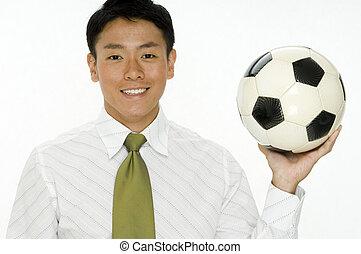 fútbol, empresa / negocio