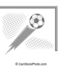 fútbol, se unir, el, entero, mundo
