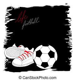 fútbol, vida