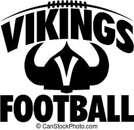 fútbol, vikings
