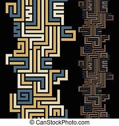 függőleges, elvont, megvonalaz, seamless, háttér, geometriai, eleme