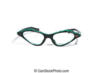 fünfziger jahre, brille