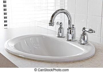 fürdőszoba mosogató
