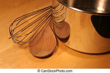 főzés, eszközök