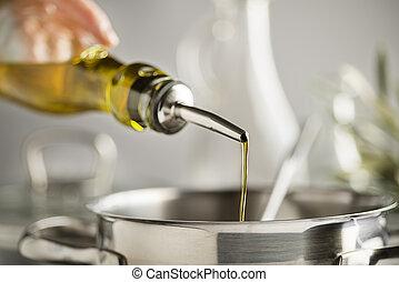 főz olaj