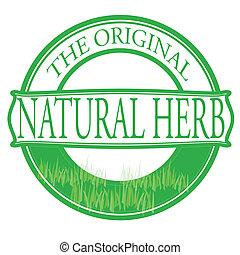 fűszernövény, természetes