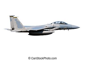 f-15, sugárhajtású repülőgép, elszigetelt