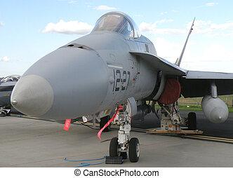 f-18, airforce erőfeszítés, spanyol